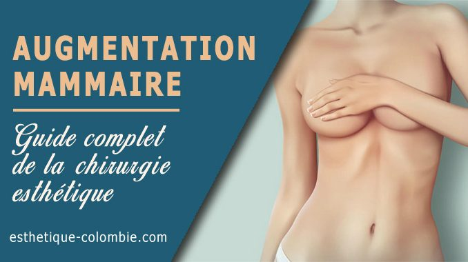 Augmentation mammaire avec implant