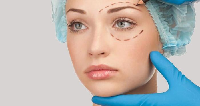 Chirurgie de blépharoplastie