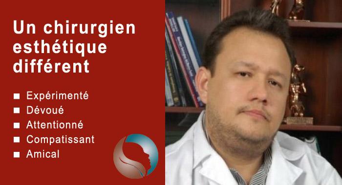Chirurgien esthétique en Colombie