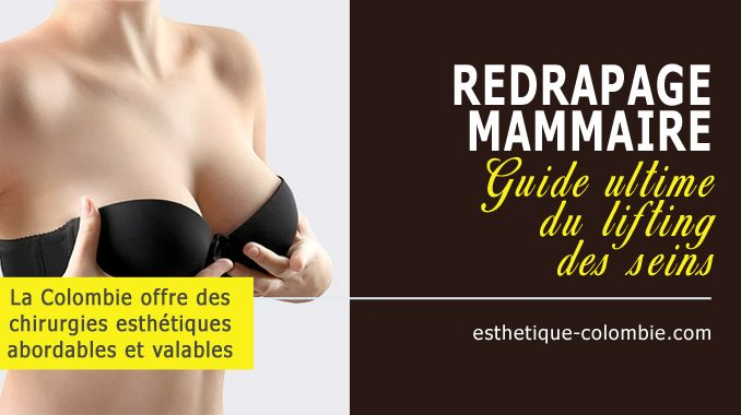 Redrapage mammaire