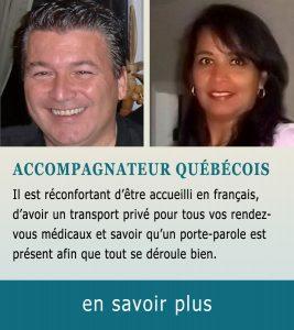 Accompagnateur en français