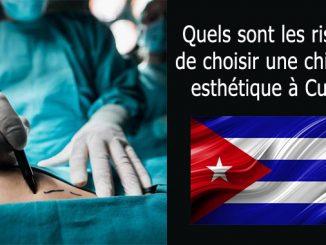 Chirurgie esthétique à Cuba
