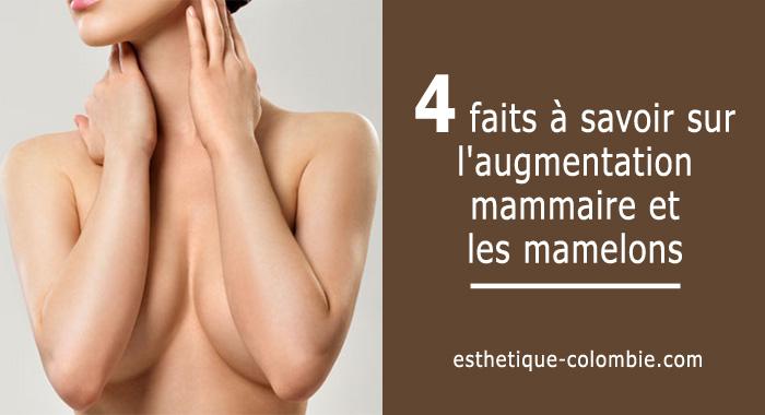 mammaire-mamelons