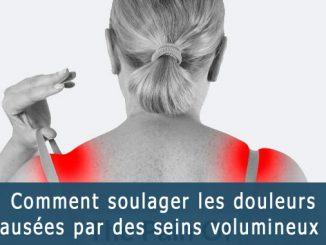 Douleurs et seins volumineux