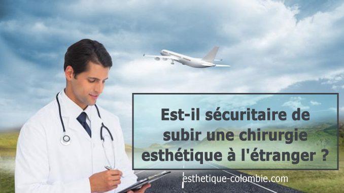 subir une chirurgie esthétique à l'étranger
